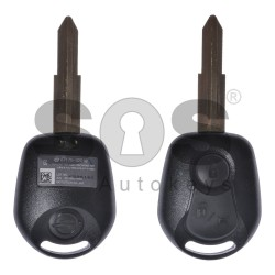 OEM Regular Key for SsangYong Buttons:2 / Frequency:477MHz / Transponder:TMS37145 / ID 6D-60 80-Bit / Blade signature:SSA2P / Part No: 87170-32010