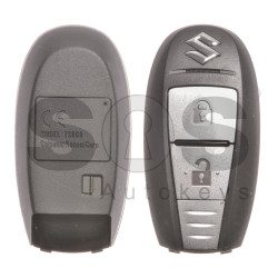 OEM Smart Key for Suzuki KEI/SWIFT Buttons:2 / Frequency: 433MHz / Transponder: HITAG2/ ID46/ PCF7952 / Blade signature:SUZ-10 / Manufacture: Calsonic Kansei / Part No: 37172-71L10 / Keyless GO