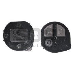 OEM Regular Key for Suzuki Buttons:2 / Frequency:433MHz / Transponder:HITAG3 / Blade signature: SUZU-14/HU133R / Immoibiliser System:Immo Box / Model No: T61M0 (Remote Only)