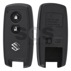 OEM Smart Key for Suzuki Buttons:2 / Frequency:433MHz / Transponder: PCF7952 / Blade signature:SUZ-10 / Immobiliser System:Smart System / Part No: 37172-62JVO
