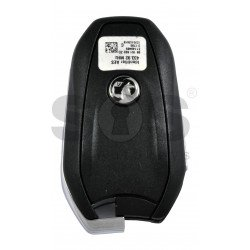 OEM Smart Key for Vauxhall Crossland X Buttons: 3 / Frequency: 434MHz / Transponder: HITAG 3/ 128 AES/ Part No: 98161692ZD
