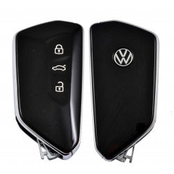 OEM Smart Key for VW 2020+ Buttons:3 / Frequency:434MHz / Transponder:NCF29A1 / Blade signature:HU162T  / Part No: 5H0 959 753MK/ Keyless GO