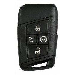 OEM Smart Key for VW 2020+ Buttons:4+1P / Frequency:315MHz / Transponder:HITAG PRO NCF29A1 / Blade signature:HU162T /  Part No: 3G0 959 752 BQ/ Keyless GO / Automatic Start