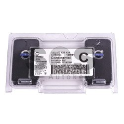 OEM Smart Key for Volvo Buttons:5 / Frequency:434MHz / Transponder: PCF7945/ ID46 VIRGIN / Blade signature:HU101 / Immobiliser System:Smart / Part No: 5WK49224