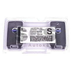 OEM Smart Key for Volvo S Buttons:6 / Frequency:868MHz / Transponder: PCF7945/ 7953/ ID46 VIRGIN / Blade signature:HU101 / Immobiliser System:Smart / Part No: 5WK49225 / Keyless GO