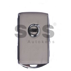 OEM Smart Key for Volvo XC90 Buttons:4 / Frequency:434MHz / Transponder:AES TEXAS CRIPTO 128 VIRGIN / Blade signature:Unknown / Immobiliser System: Smart Module /  (WHITE) Keyless Go