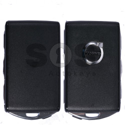 OEM Smart Key for Volvo XC90 Buttons:4 / Frequency:434MHz / Transponder:AES TEXAS CRIPTO 128 VIRGIN / Blade signature: Unknown / Immobiliser System: Smart Module /  (Black) Keyless Go