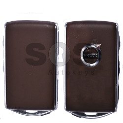 OEM Smart Key for Volvo XC90 Buttons:4 Frequency 434 MHz Transponder:AES TEXAS CRIPTO 128 VIRGIN (BROWN) Keyless Go