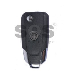 OEM Smart/Flip Key for YAMAHA Buttons:1 / Frequency:433MHz / Transponder:HITAG PRO / Blade signature: YAMAHA / Part No:2PW-82511-08 (Type 1)