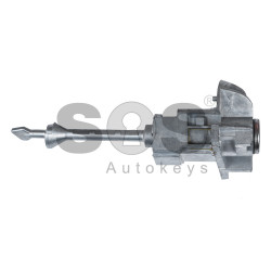 Door lock with blade signature HU92 with key For BMW  Е90 / E73 / E91 / X3 / X1/ X5 2006+ / E92 / X6