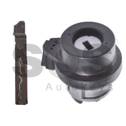 OEM Ignition lock for VW Blade signature: HU162T / With blade