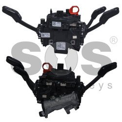OEM Console for VAG Group Blade Signature:HU 66 / HU162 T / Console Part No: 1K0905861 (WITH CLEANERS)