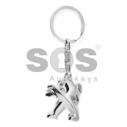 Key Chains for PEUGEOT