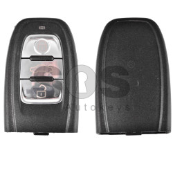Key Shell (Smart) for Audi Buttons:3 / Blade signature: HU66