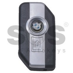 Key Shell (Flip) for BMW Motorcycle R1200GS & K1600GTL Buttons:1 / (With Logo)
