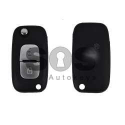 Key Shell (Flip) for Ren Buttons:2 / Blade signature: VA2 / (With Logo)