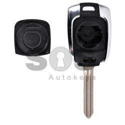 Key Shell (Regular) for Ssangyong Buttons:2 / (With Logo)