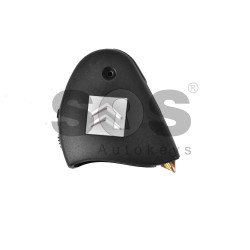 Key Shell (Flip) for Citroen Buttons:2 / Blade signature: SX9 / (With Logo)