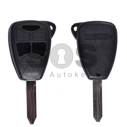 Key Shell (Regular) for Dodge Buttons:2+1 / Blade signature: CY24 / (Empty box) TYPE 1