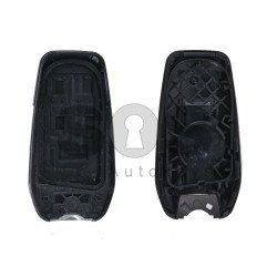 Key Shell (Smart) for Ferrari Buttons:4 / Blade signature: SIP22 / (With Logo)
