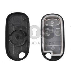 Key Shell (Remote) for Honda Buttons:3