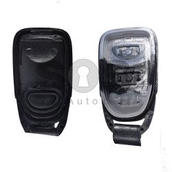 Key Shell (Remote) for Hyundai Buttons:2 / Blade signature: HY22