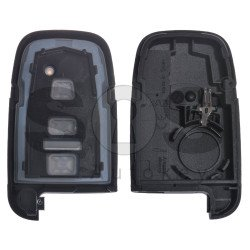 Key Shell (Smart) for Hyundai Buttons:3 / Blade signature: HY22 / (With Logo) / (With Blade)