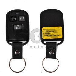 Key Shell (Remote) for Hyundai Buttons:3 / Blade signature: HY22