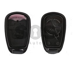 Key Shell (Remote) for Hyundai Buttons:2 / (Small Button) / (With Battery Place)