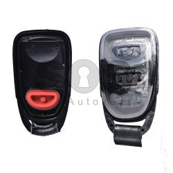 Key Shell (Remote) for KIA Buttons: 3+1 Panic
