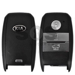 Key Shell (Smart) for KIA Buttons:3 / Blade signature: HY22 / (With Logo)