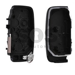 Key Shell (Smart) for Land Rover Buttons:2 / Blade signature: HU101 / (With Logo) / Keyless Go