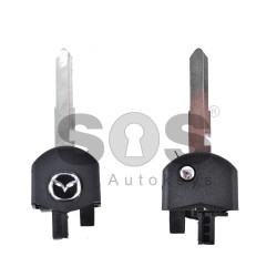 Key Shell (Front Part-Flip) for Mazda Blade signature: MA24R / (With Logo)