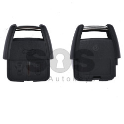 Key Shell (Head - Remote) for Opel Vectra C Buttons:3