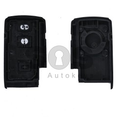 Key Shell (Smart) for Toyota Verso Buttons:2