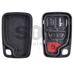 Key Shell (Remote) for Volvo Buttons:3+1