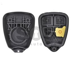 Key Shell (Remote) for Volvo Buttons:4