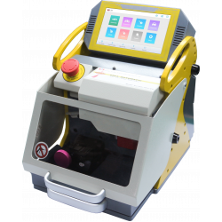 SEC-E9 Key Cutting Machine - Full package with everything included