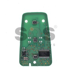 OEM Smart Key (PCB) for Citroen/Peugeot 2015+ Buttons:3 / Frequency:315 MHz / Transponder:HITAG 128-bit AES / Part No: 98381774ZD / 98 381 774 ZD / B10256-1 / ID:97866862 / Keyless Go