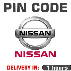PIN CODE FOR NISSAN MICRA