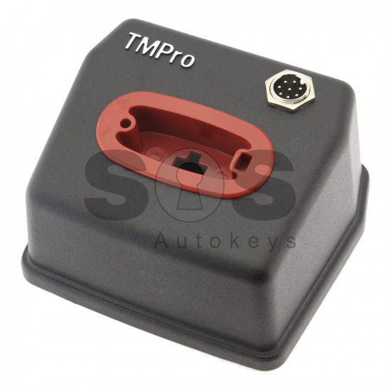 TMPro box + Microchip PIC adapter + eeprom adapter + cables + main Software